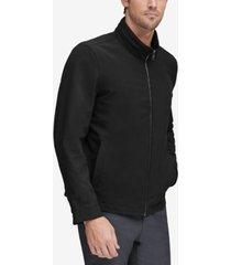 marc new york men's finn bonded jersey shell jacket