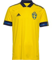 svff h jsy t-shirts football shirts geel adidas performance