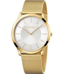 reloj calvin klein hombre  k3m2t526