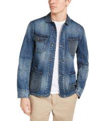 sun + stone men's bateman jacket, created for macy's