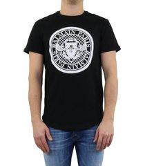 coin t-shirt zwart