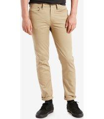 levi's 511 slim fit commuter jeans