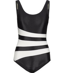 swimsuit bianca classic badpak badkleding zwart wiki