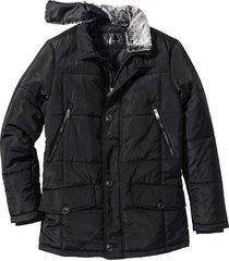 giacca invernale lunga (nero) - bpc selection