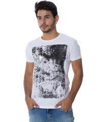 camiseta osmoze 17 110112716 branca - branco - eg - feminino