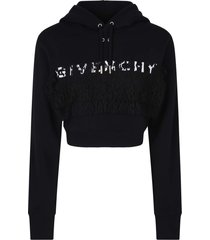givenchy branded hoodie