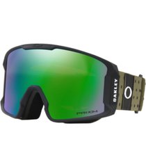 oakley men's line miner goggles sunglasses
