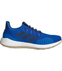 zapatilla azul adidas pulseboost hd summer