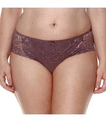 calcinha cintura renda florette blush - 004.022 marcyn lingerie boneca roxo