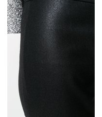 romeo gigli pre-owned super skinny trouser - black