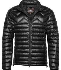 ms featherlight jacket fodrad jacka svart mountain works