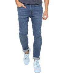 jean azul levi's  510 skinny - deep blue