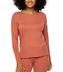 felina voyage tunic, size x-large in canyon rose at nordstrom