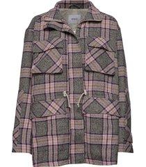 enbarsta jacket 6677 zomerjas dunne jas multi/patroon envii