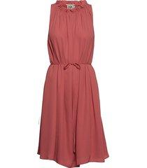 marielle dress jurk knielengte roze twist & tango