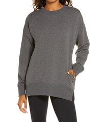 women's zella amazing crewneck sweatshirt