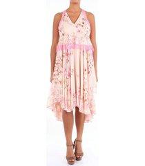 korte jurk twin set 191tp2712