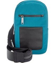 kenneth cole new york delancey tech shoulder bag