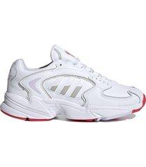 zapatilla blanca adidas falcon 2000