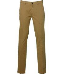 sale - jac hensen pantalon - modern fit - bru
