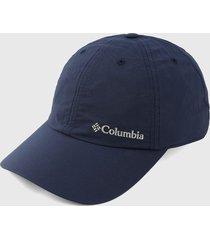 gorra azul columbia tech shade ii hat