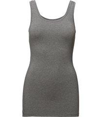 tulla t-shirts & tops sleeveless grå modström