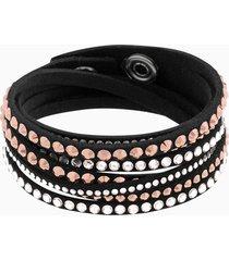 braccialetto slake deluxe, multicolore