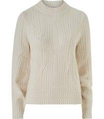 tröja trista cable sweater
