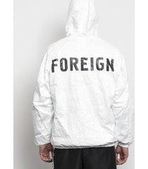 kurtka foreign tyvek jacket
