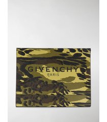 givenchy medium camouflage pouch bag