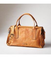 frye artisan zip satchel