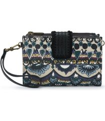 sakroots olympic tech coated canvas crossbody