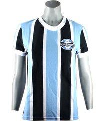 camiseta feminina tricolor natural cotton