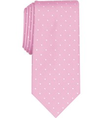 club room men's zealand dot tie, created for macy's