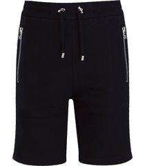balmain drawstring-waist shorts