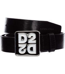 dsquared2 outline belt