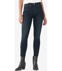 lucky brand high-rise bridgette skinny jeans