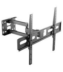 suporte de tv articulado vinik st110g 32 até 70 polegadas preto