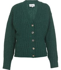 kenzo wool and cashmere knitted cardigan
