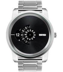 relógio skmei analógico masculino