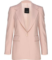 3596 - keiko single blazers business blazers roze sand