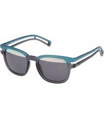 gafas de sol police 1961-nv8h color azul
