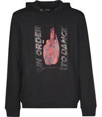 peace iotd print hoodie