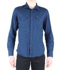 overhemd lange mouw lee western shirt l664ibps