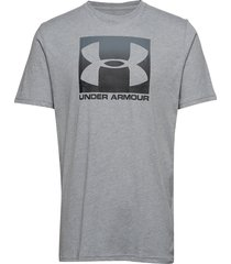 ua boxed sportstyle ss t-shirts short-sleeved grå under armour
