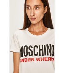 moschino underwear - t-shirt piżamowy