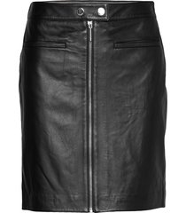 latessa kort kjol svart hugo