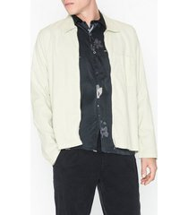 l'homme rouge second layer tencel skjortor pale