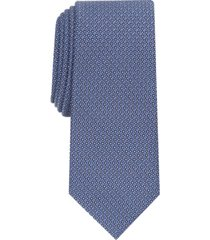 alfani men's classic neat tie, created for macy's