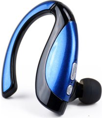 audífonos bluetooth, original hifi inalambricos stereo audifonos bluetooth manos libres  headset sport auricular manos libres auriculares con música para el iphone 6 samsung s7 xiaomi 5 (azul)